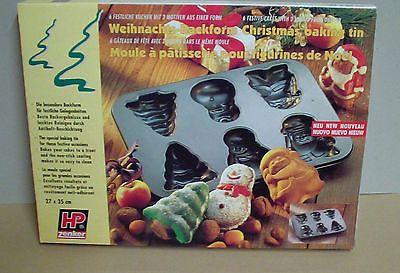 Weihnachtsbackform in Möbel & Wohnen, Kochen & Genießen, Backbleche & -formen | eBay