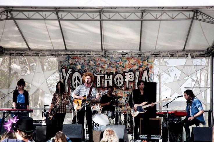 Fun at our Youthopia Stage! Fairbridge Festival 2014  https://www.facebook.com/FolkworldFestival