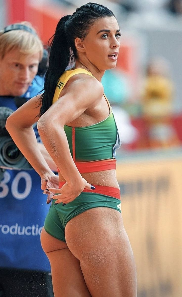 Pin by Pachonko on Other hot athletic women | Athletic