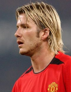David Beckham - Official Manchester United Website                                                                                                                                                                                 More