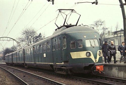 nederlandse treinstellen - Mat 36