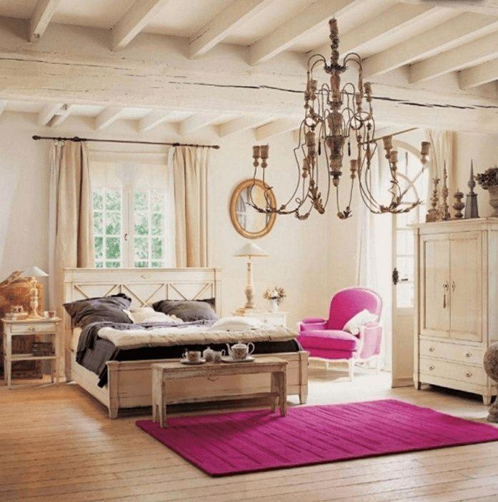 70 best Schlafzimmer Deko Ideen images on Pinterest - Schlafzimmer Landhausstil Weiß