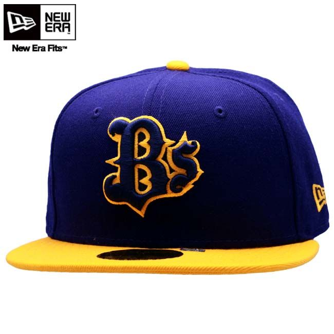 cio-inc | Rakuten Global Market: New era cap custom color Orix buffaloes Navy / gold yellow Custom Color Series ORIX Buffaloes Navy Yellow
