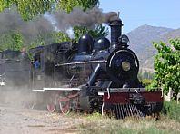 Tren del Vino de Colchagua
