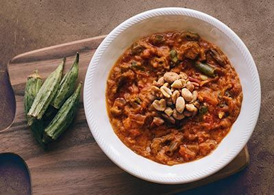 The 149 best burkina faso food recipes images on pinterest africa west african peanut soup from compassion international forumfinder Image collections