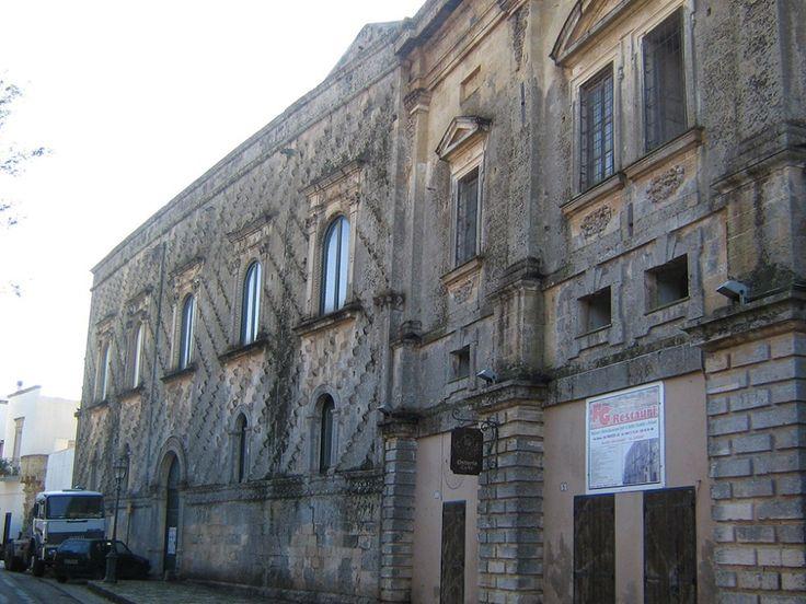 Palazzo Sangiovanni di Alessano su 365giorninelsalento.it