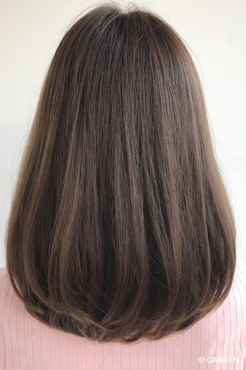 【Ramie 山内大成】 小顔 レイヤー ミディアム | GARDEN HAIR CATAL… – Hairdos & stuff
