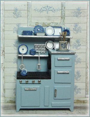 Auntie's Old Cook Stove Kit