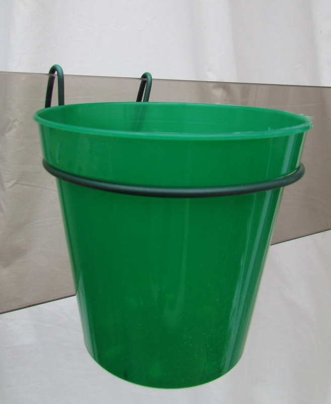 6 Balcony Plant Pot Hangers Hooks Rings Flower Holders Gl Clips Garden Planters Containers Pots Trellises
