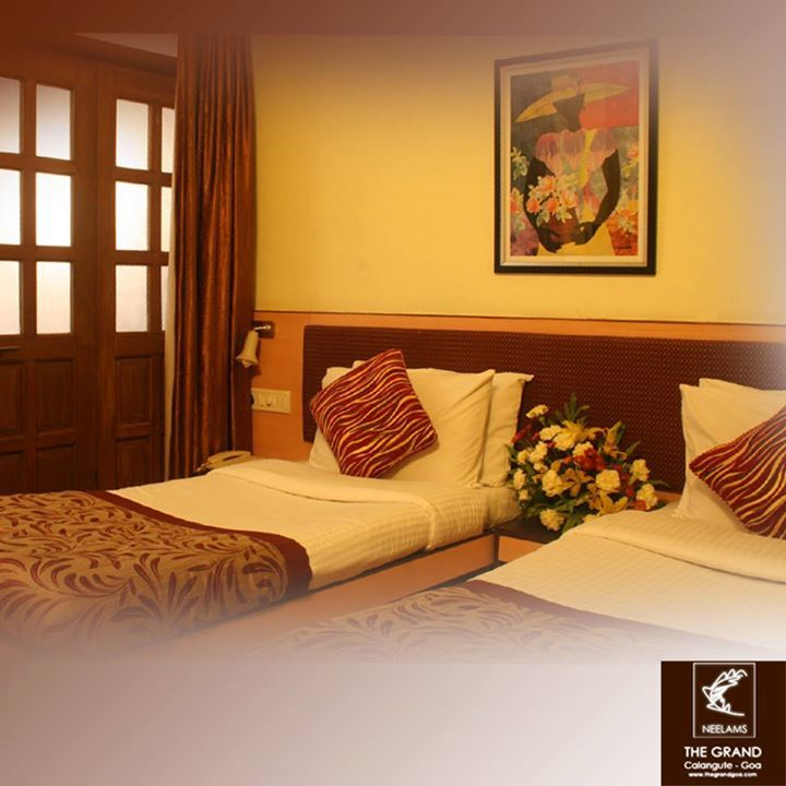 Is Goa plan driving you crazy ? Book your stay with Neelam's The Grand & The Glitz !