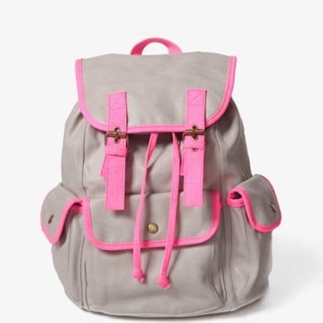 Cute backpack from forever 21