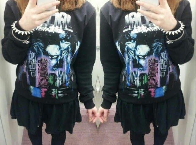 Miss this jumper, balengiaga dupe x