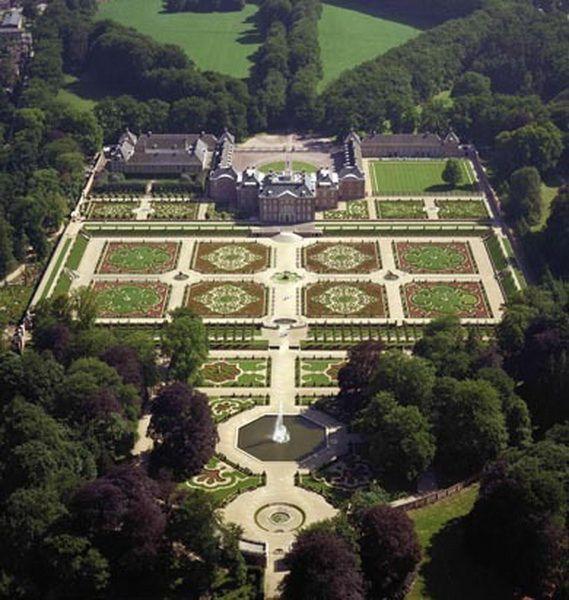 Royal Palace, Het Loo, Apeldoorn, The Netherlands