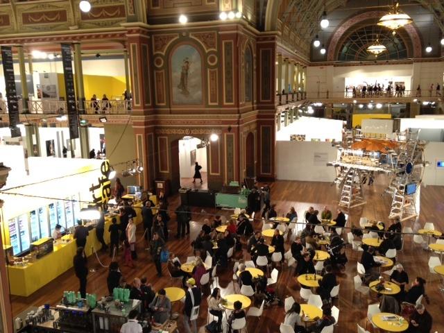 28 best melbourne arts fair 2012 images on pinterest art for Canape catering melbourne