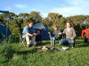Noongallas Cornwall campsite