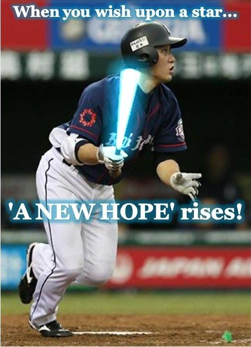 Offensively surging Kyouhei Nagae emerges as 'A NEW HOPE' for the Saitama Seibu Lions.