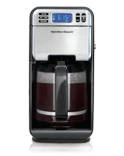 Special Offers - Hamilton Beach 12-Cup Digital Coffee Maker Stainless Steel (46201) - In stock & Free Shipping. You can save more money! Check It (June 08 2016 at 04:05PM) >> http://coffeemachineusa.net/hamilton-beach-12-cup-digital-coffee-maker-stainless-steel-46201/