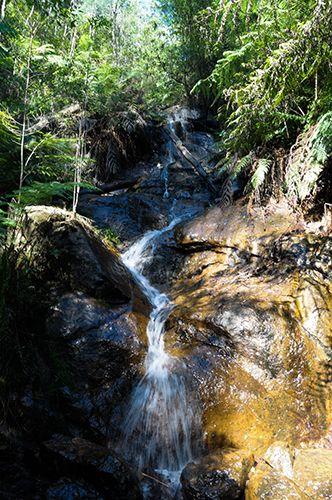La La Falls, Warburton, Vic, AU