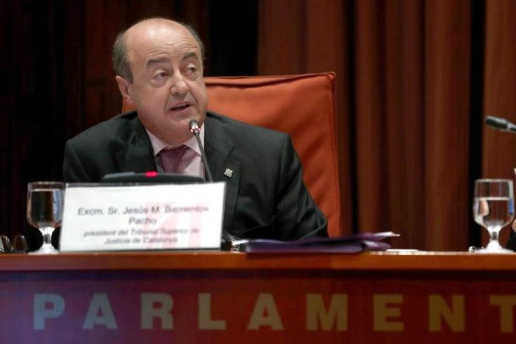"Decana del Colegio de Abogados a Torrent: ""no era la idea, la has liado"""