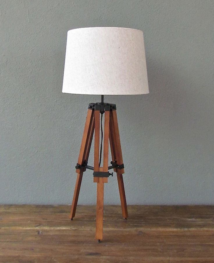 Michaels Craft Floor Lamp: Easel Table Lamp From Red In Fred
