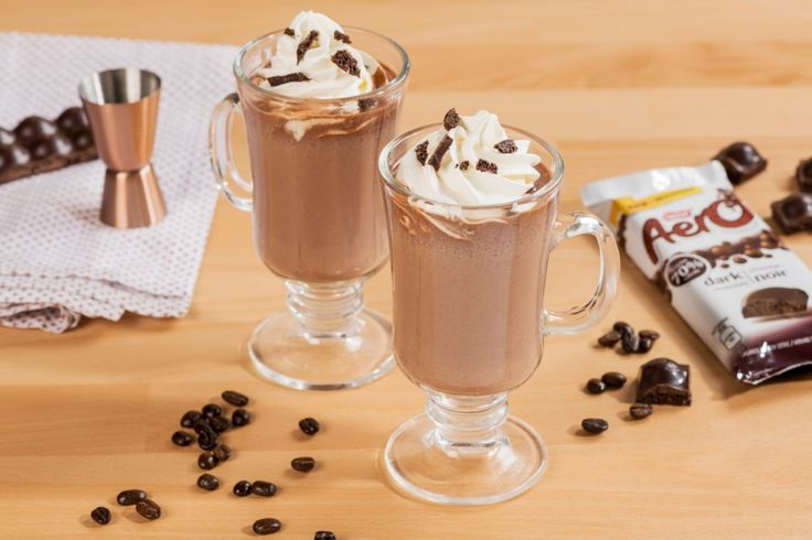 Warm up to this indulgent coffee that's perfect for an afternoon treat