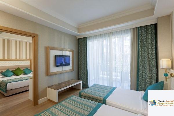 Hotel Karmir Resort Spa Ultra All Inclusive, #Side, #Antalya, #Turcia