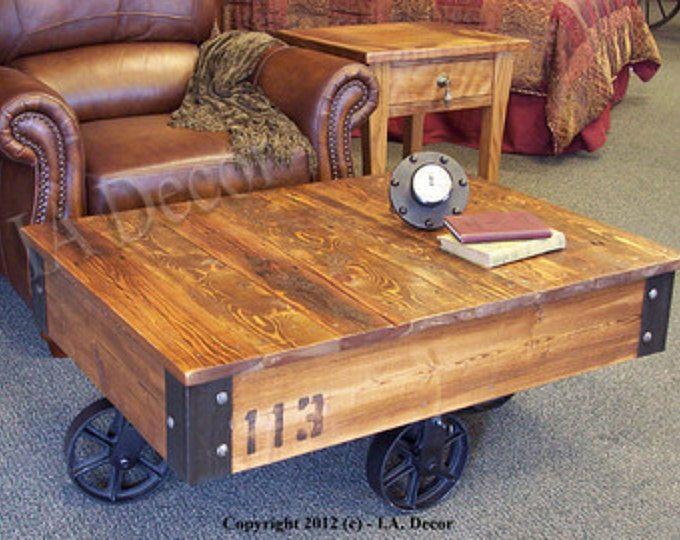 Best 25 Barnwood coffee table ideas on Pinterest Coffe table