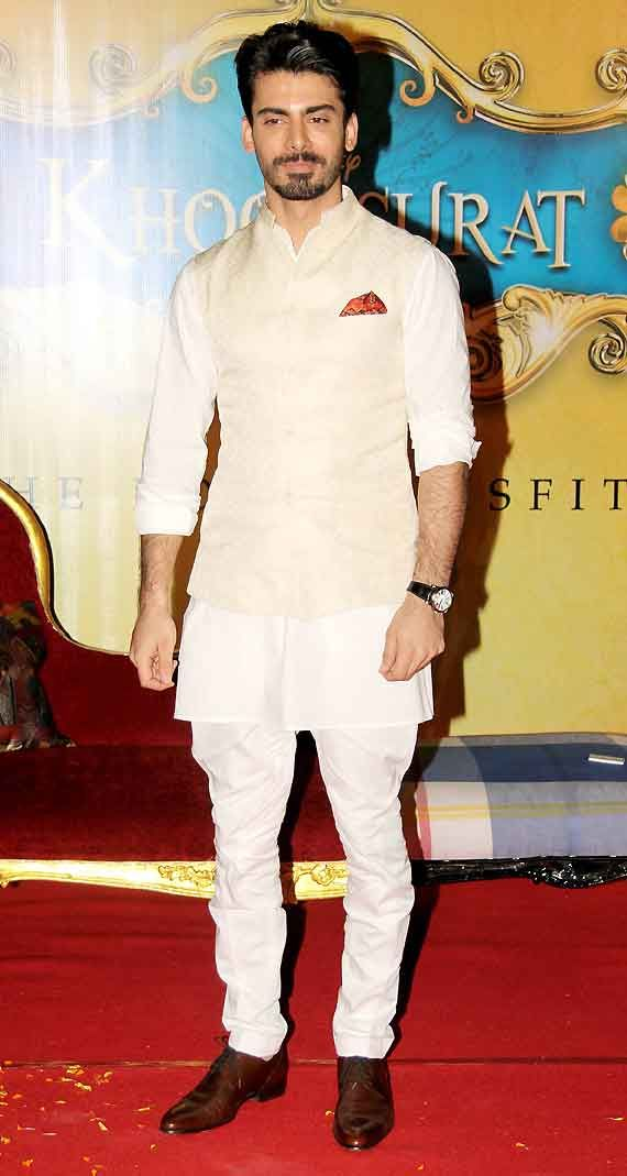 Fawad Khan is looking dashing in LEATHER SHOES.....Guys add a pair of OXFORD to your wardrobe too ~ Sha's Inkling
