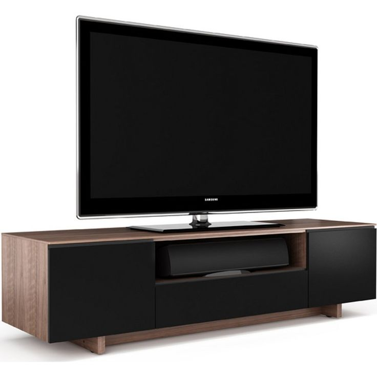 "BDI 8239-WA Nora 76"" TV Stand & Home Theater Cabinet In"