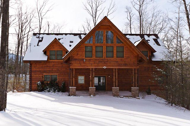 52 best pet friendly cabins of the smoky mountains images for Www cabins of the smoky mountains com