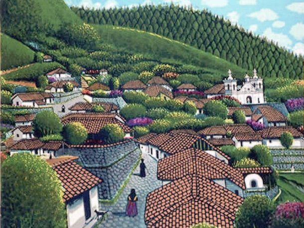 Jose Antonio Velasquez | 44 Artworks | MutualArt |Jose Antonio Velasquez Paintings