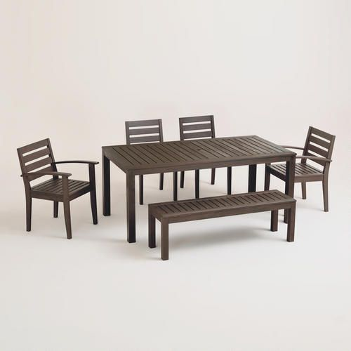 Laguna Outdoor Furniture Collection World Market Furniture Over Which I 39 M Lusting Pinterest