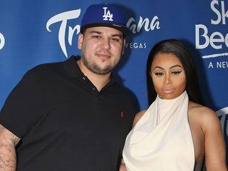 Blac Chyna Posts Videos Of Her Jewels as Rob Kardashian's Instagram Account is Disabled