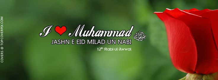 Eid Milad Un Nabi 12 Rabi Ul Awwal Cover Photos
