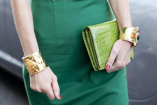 Verde Greenery   A cor eleita pela Pantone para 2017.