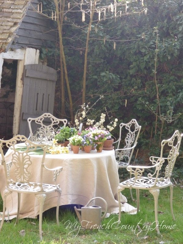My French Country Home, French Living - Page 9 of 304 - Sharon SANTONI - French Country Garden pics