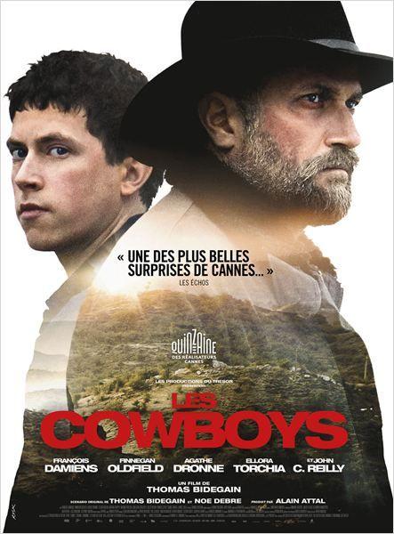 Les Cowboys (2015- Nov.) de T. Bidegain. Ce film bouleversant résonne  en nous d'autant plus aujourd'hui. ;-)