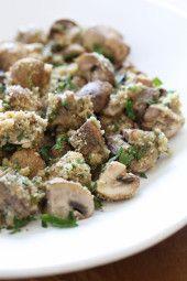 ... mushroom green pepper and feta breakfast casserole kalynskitchen com