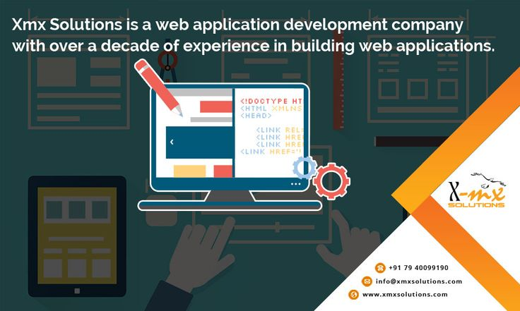 Xmx Solutions is a #web #application #development company with over a decade of experience in building web applications. http://www.xmxsolutions.com #webdevelopment #webapplication #webappdevelopment
