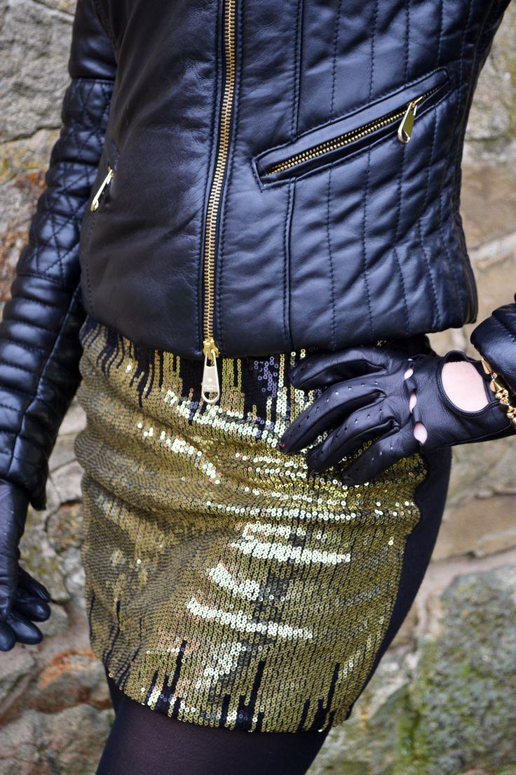 Gaspar leather driving gloves - Leather Driver Gloves From Junek