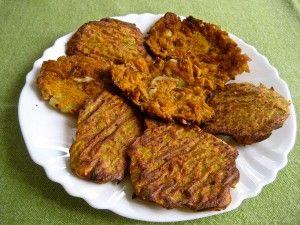 Crocchette di Patate Americane (patate dolci)