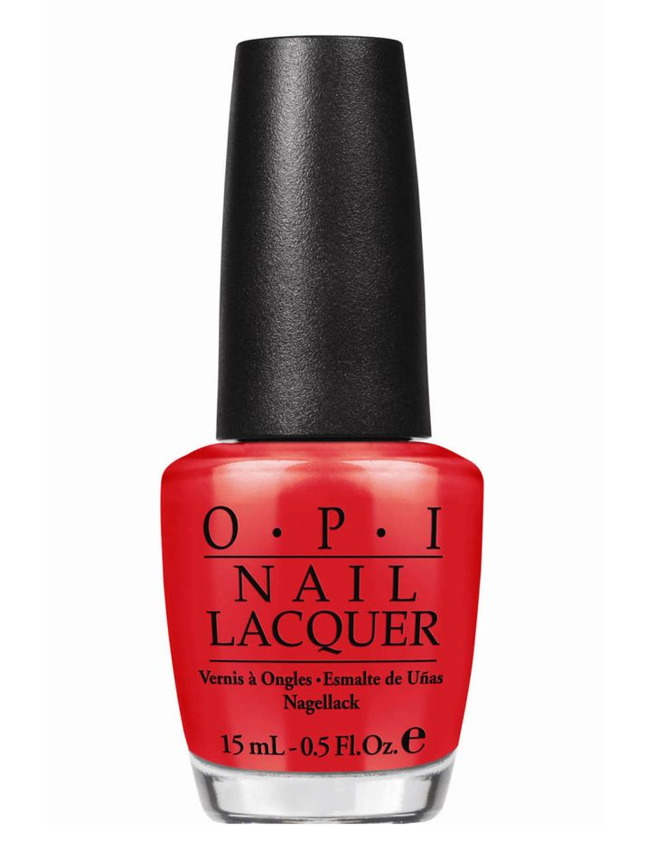 OPI My Paprika Is Hotter than Yours Nail Polish