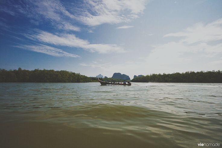 Parc National Ao Phang Nga