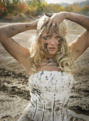 trash the dress mud - Google Search