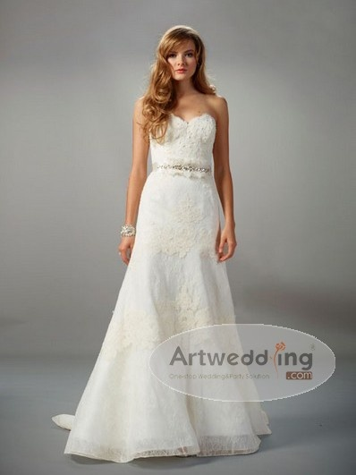 explore wedding dress sash