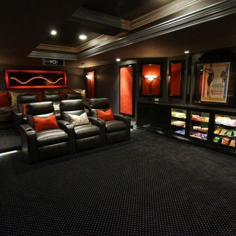 15 best ideas about home theater furniture on pinterest home theater home cinema seating and - Theater room furniture ideas ...