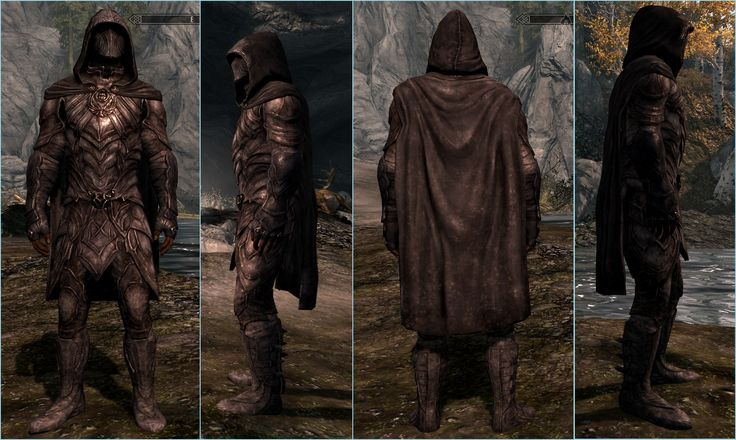 16 Best Images About Skyrim Armour On Pinterest