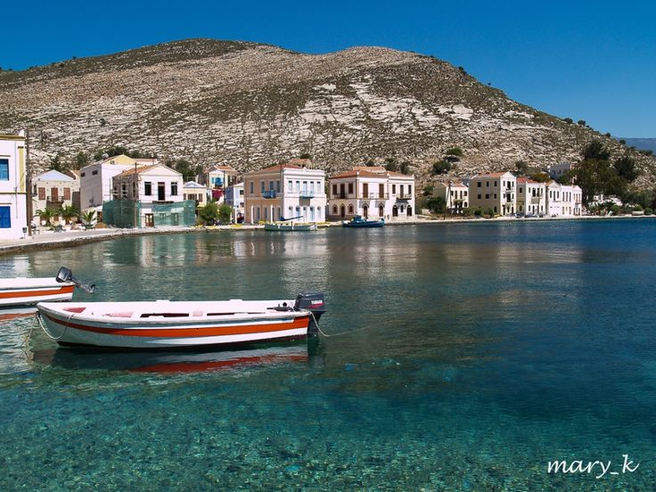 Kastellorizo island. Greece