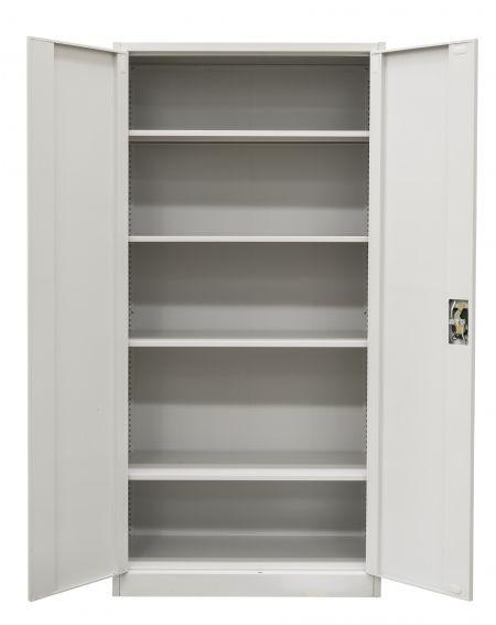 Howards Storage World | 2 Door Metal Storage Cupboard #howardsstorage #christmaswishlist