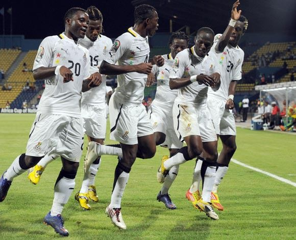 The Ghana national football team, popularly known as the Black Stars, is the national association football team of Ghana.